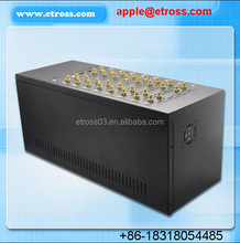 SALE for New Year!!!Auto Route Provider 32 Ports GSM VoIP Gateway for call termination
