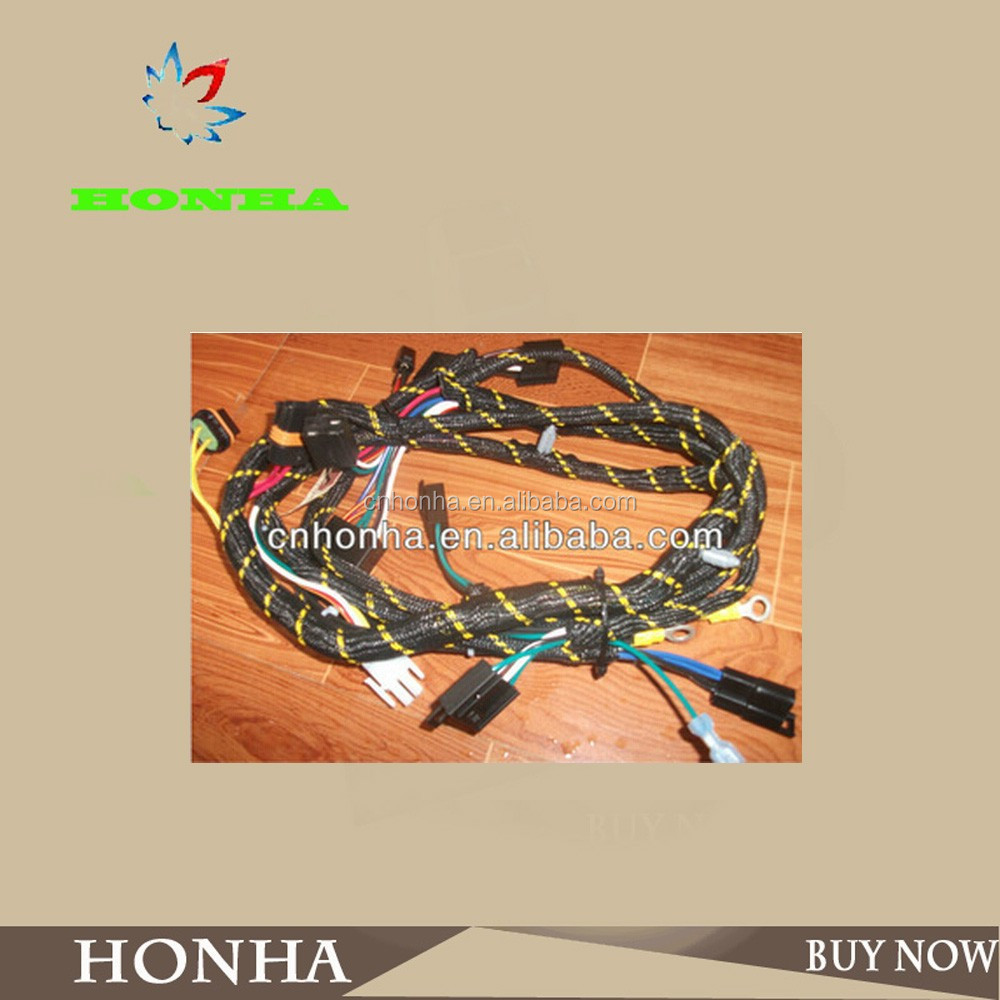 Wholesale Electrical Wire Harness Online Buy Best Wiring Accessories Manufacturers Made In China Manufacturer Auto Strongelectrical Strong