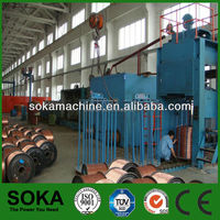 Hot Sale & Good Quality All New Hebei China Gold Copper Wire Drawing Machine With Annealer
