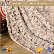 100% Polyester warming heavy throw home blanket warmer