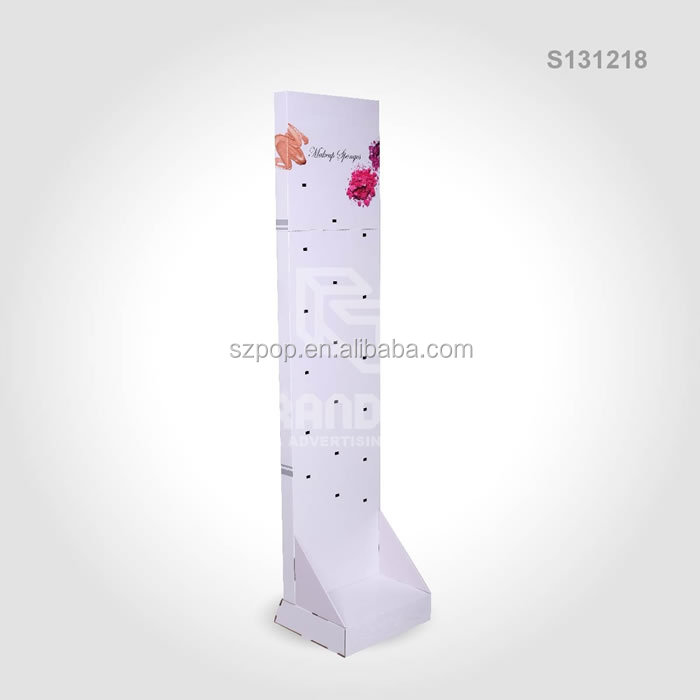 OEM/ODM promotion hooks makeup cosmetic display stand