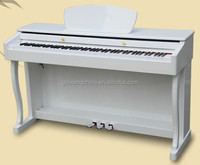 88 Key Touch Sensitive Hammer grand wood upright digital piano