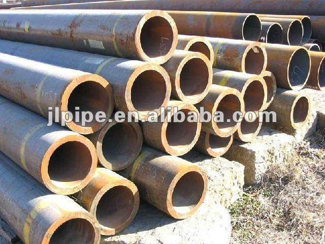 High quality 16Mn low alloy SMLS steel pipe