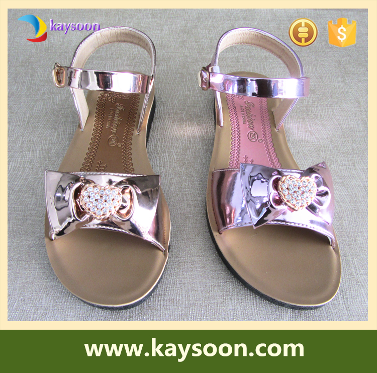 New PU leather Injection Molding fashion women sandals