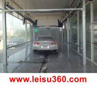 Leisuwash 360 High Pressure Automatic Touch Free Car Cleaning System Exported to Chiangmai Thailand