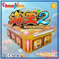Wholesale IGS Ocean King 2 Fishing Game Machine Coin Operated Game Machine