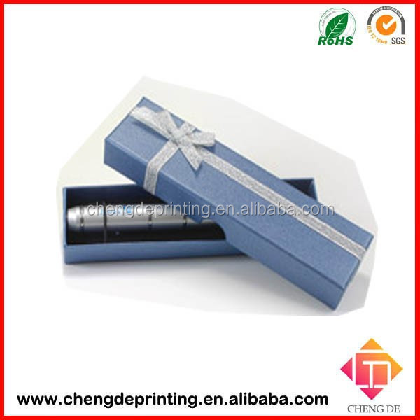high quality paper packaging box for USB flash drive
