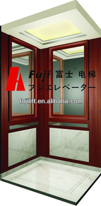 Best price 250kg to 320kg small residential building elevator
