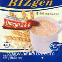 Bizgen Oatmeal With Omega 3 Amp