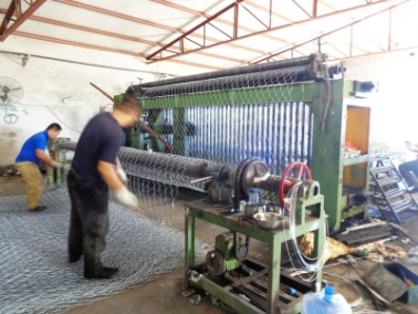 Weaving (Gabion Box, Hexagonal Wire Mesh, Chain Link Fence)
