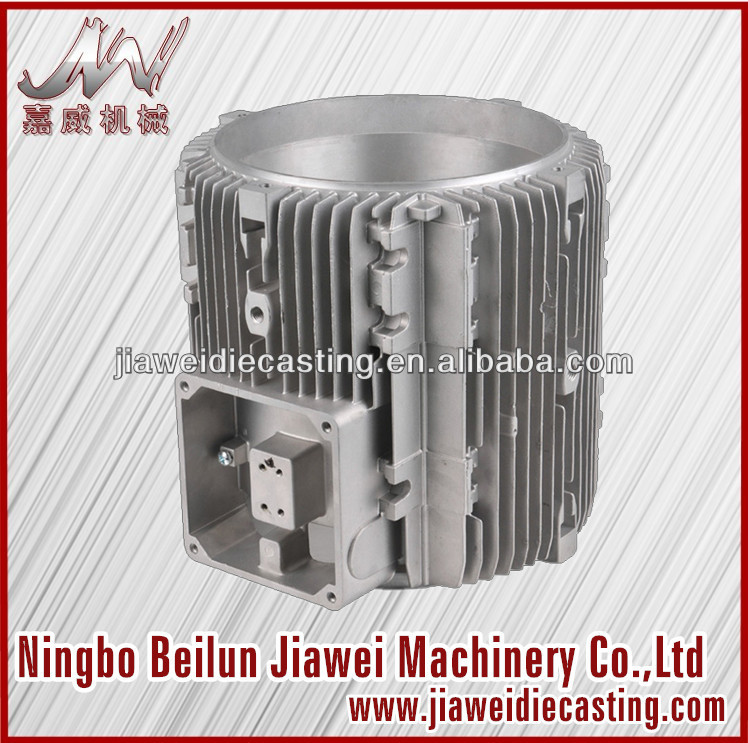 High Quality A380 Alloy Aluminum Die Casting Shell