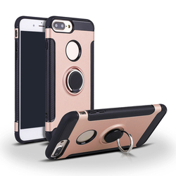 Mobile ring phone case for iphone 7p , mobile phone covers for iphone,mobile phone accessories