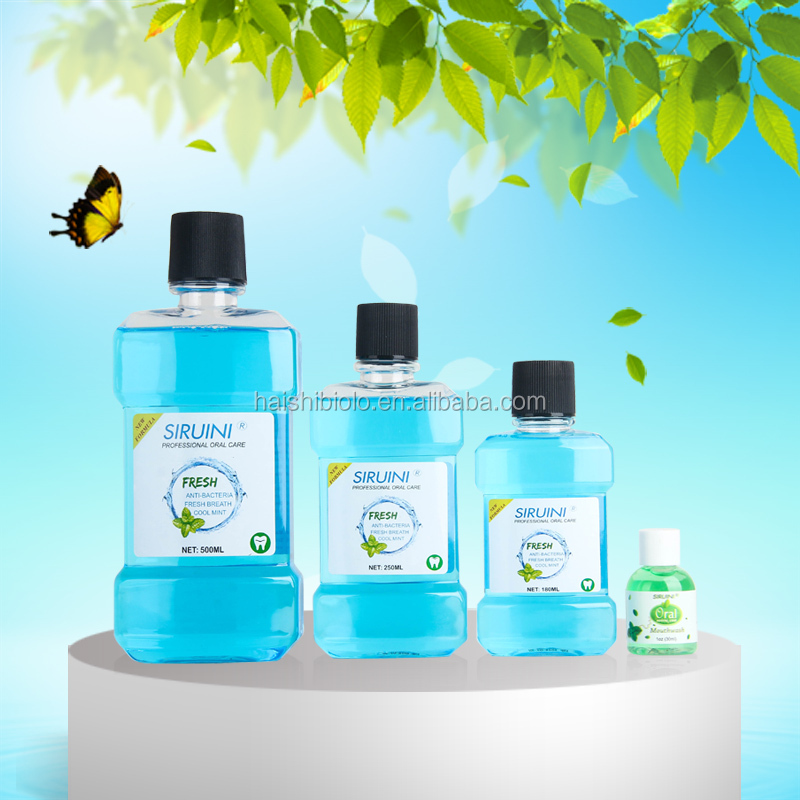 All Natural Organic Mouth Wash 2015 Hot Selling Products
