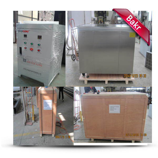 high pressure spraying cleaning machine for drums
