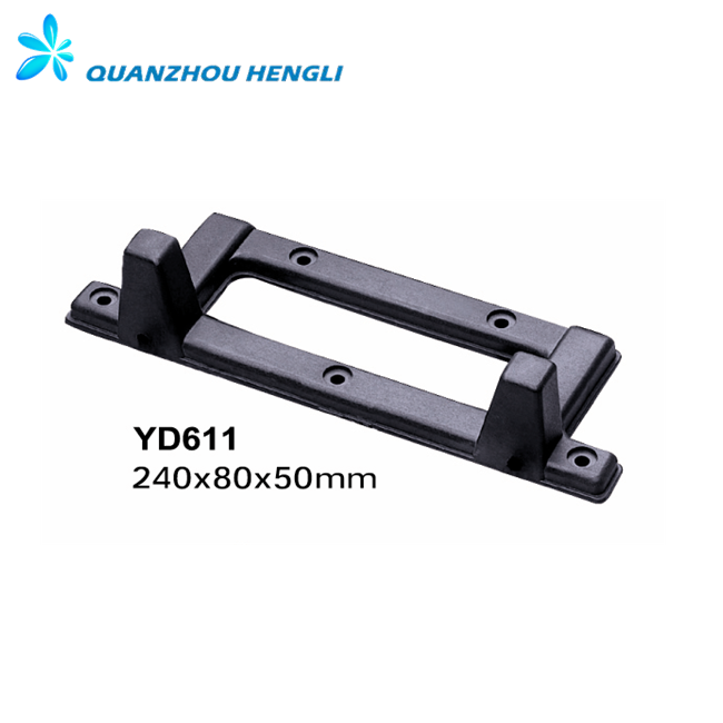 luggage trolley handle feet for suitcases