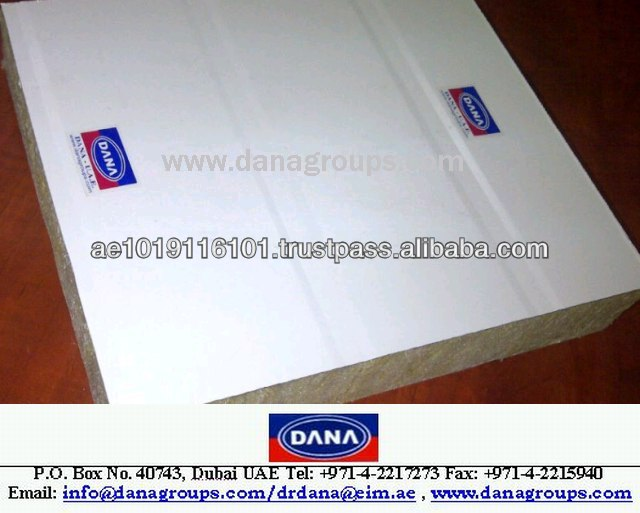 PU Foam Sandwich Panel,Fire Proof Sandwich Panel-Dana Steel manufacturer in YEMEN