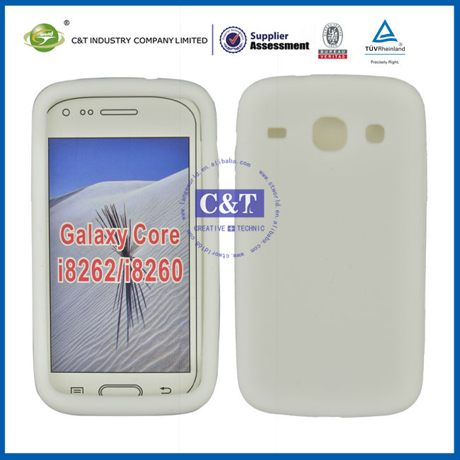 C&T Simple design cover case for samsung galaxy core i8260 i8262