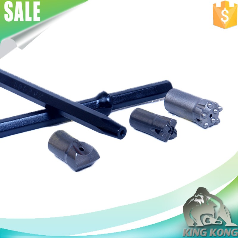 Drifting And Tunneling Drill Rod Extension Rod
