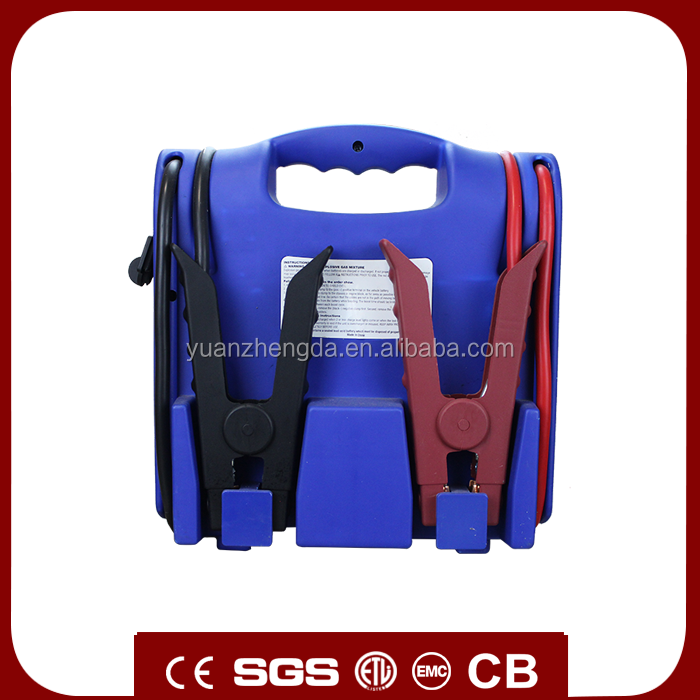 China Manufacturer YZD-001 Vehicle Emergency Tools Battery 405x173x233mm Jump Start/ Jump Starter Power Supply
