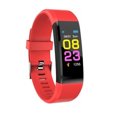Best Selling Health Fitness Tracker Color Display <strong>Smart</strong> Bracelet 115plus <strong>smart</strong> <strong>watch</strong> for huawei xiaomi samsung