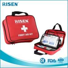 Hot Sale Medical Car First Aid Kit for Vehicle