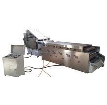 High quality Chapati / Pita / Tortilla / Roti making machine with natual gas oven