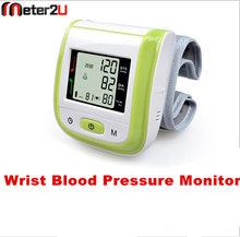 Wholesale Watch Type Wrist Blood Pressure Monitor