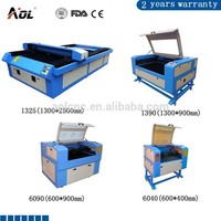 different working area co2 laser cut label laser cutting machine price