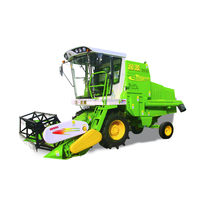 Mini grain harvester combine 4LZ-5
