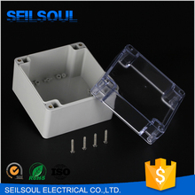 ABS IP65 Waterproof Electrical Terminal Connecting Junction Box Enclosure