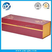 Hot sale cardboard paper custom wine set box