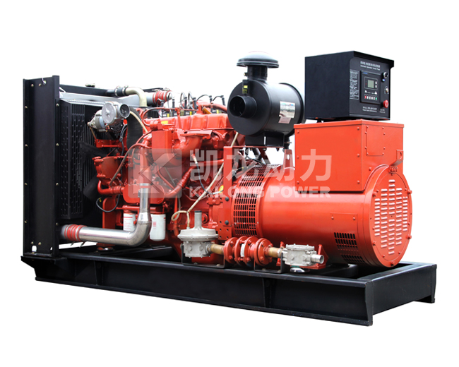 hot saled 100kW oil field gas generator set with CHP