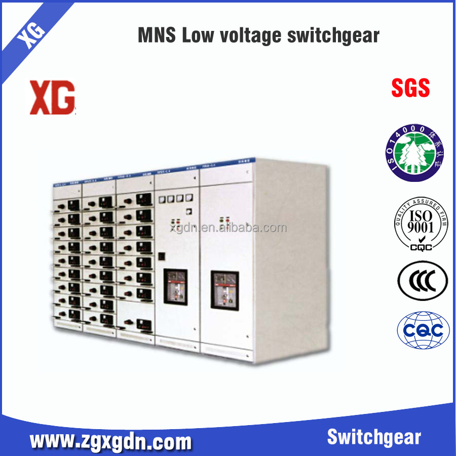 lv withdrawable switchboard electrical power cubicle incoming switchgear