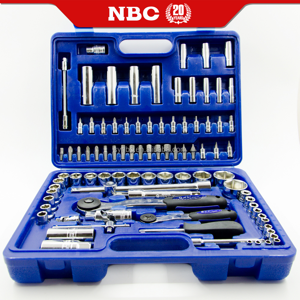CRV Best Selling 94pcs Socket Set Tool Kit