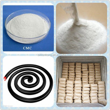 BV Certified High Viscosity Mosquito Coil Grade Carboxymethyl Cellulose CMC In China Manufacture