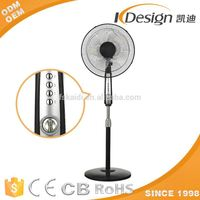 Plastic National Charging Stand Fans