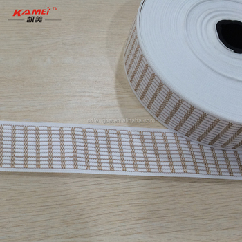 new patten polyester webbing for mattress