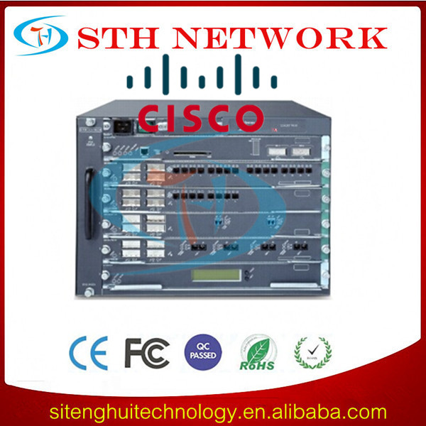 Cisco 7606 Systems 7606S-S32-8G-B-R