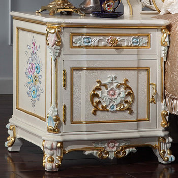 classic furniture nightstand-hand carved furniture bedroom furniture
