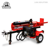Germany Hanover exhibited forestry machiney - 2014 China supplier CE Control valve 50ton size log splitter