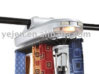 Battery Operated Electric Rotating Tie rack (Perchero para corbatas)