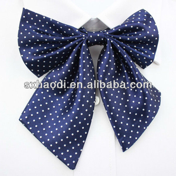 Ribbon bow tie for grils/women /Women's Bow Tie /lady tie