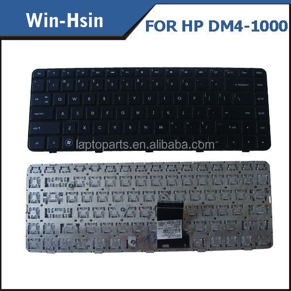 wholesale brand new original laptop mini external keyboards for hp dm4-1000
