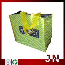 Recyle PP Laminated Woven Shopping Bag Foldable Trolley Shopping Bags Wholesale