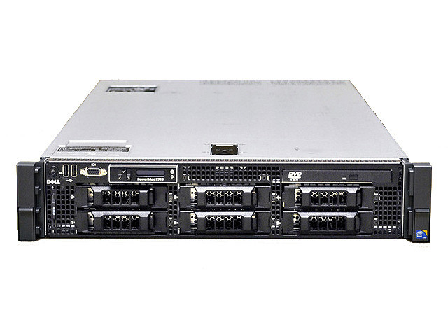 DELL SERVER R710 and HP DL380 G6