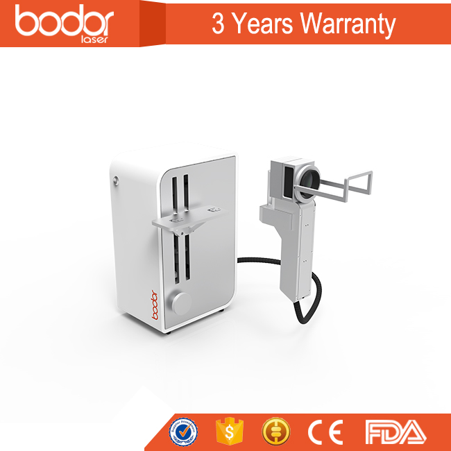 High performance fiber laser marking machine with CE FDA ISO certificates of Bodor