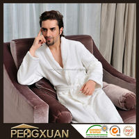 5 star hotel use adult sexy men sleepwear and hotel bathrobe