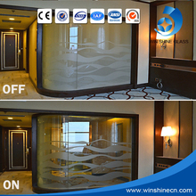 Intelligent Control Switchable Smart Glass Film