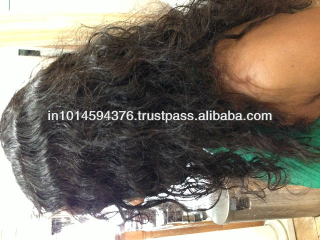 Best selling products in America indian human hair,indian temple hair wholesale