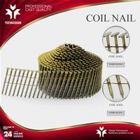 Multifunctional concrete steel nail coil fence gun nails for wholesales